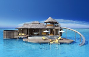 We wouldn't mind a hotel break here! Courtesy of www.travelplusstyle.com