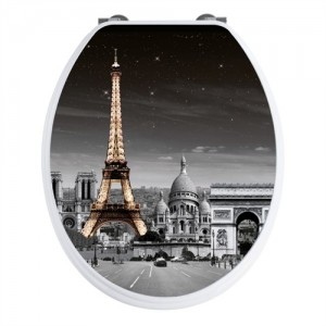 Paris Toilet Seat