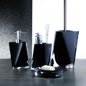 Twist Bathroom Accessory Set