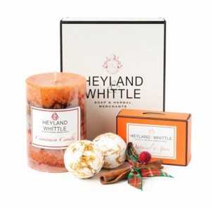 Heyland & Whittle Christmas Gift Box